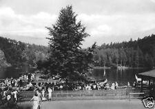 AK, Lauenhain über Mittweida, Bootstsation, 1960