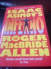 Isaac Asimov's Inferno First Edition Hardback 1994