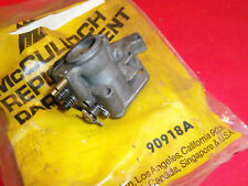 NEW MCCULLOCH CARBURETOR ASSY 90918A OEM FREE SHIPPING MH4