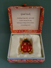 Good Luck Red Ladybug #184229 In Presentation Box - 2""