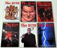 The Boys TPB 1 bis 13 Panini  Verlag