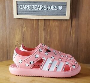 Adidas Water Sandals C Little Kids' MINNIE MOUSE Pink-White FY8959 SIZE 2Y