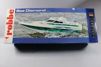 ZC016 ROBBE bateau RC 1127 SEA DIAMOND Long 645 mm 1400 g seul