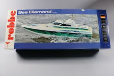 ZC016 ROBBE bateau RC 1127 SEA DIAMOND Long 645 mm 1400 g seul