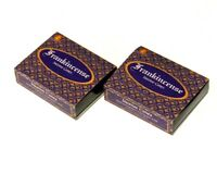 Kamini Frankincense Incense Cones (2 Packs - 10 Cones each - 20 Cones total)