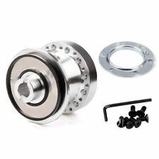 Aluminum Silver Steering Wheel Hub Adapter for Honda Civic EG 92-95
