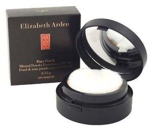 Elizabeth Arden Pure Finish #10 Mineral Powder SPF20 Foundation .29oz NIB