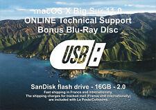 macOS XI 11.0 Big Sur - ONLINE Technical Support - Bonus USB Stick