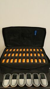 Set of 39 Promethean PRM-AE1-01 w/ Carrying Case ActiveHub Torx + 13 parts units