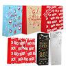 Large / Medium  Christmas Gift Bags Wrapping Present Party Bag Xmas Bags UK
