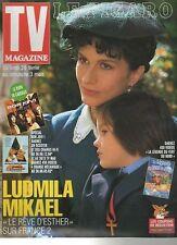FIGARO TV 24/02/1996 ludmila mikael