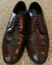Dexter Men's Wingtip Oxford Dress Shoe Size 10.5M Made in USA Leather Sole