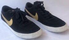 Nike Zoom Bruin Sb 366665-077 Black Gold