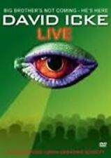 David Icke, Live at the Oxford Union Debating Society, Conspiracy on Plain DVD-R