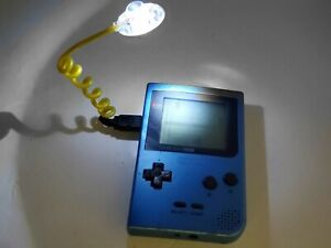 NEW Yellow Wormlight Worm Light for  the  Gameboy Pocket System (No Console)
