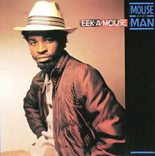 Eek-A-Mouse : The Mouse & the Man VINYL (2014) ***NEW***