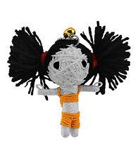 NEW Jamie The Fitness Instructor Charm YooDara Power Tribe Yarn Doll Key Chain