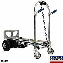 WESCO Electric Powered Convertible Hand Truck 220655