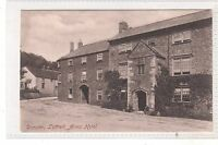DUNSTER = Luttrell Arms Hotel. c.1920. MINT, UNUSED.
