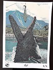Exclusive ODEON Cinemas JURASSIC PARK Jurassic World 2 FALLEN KINGDOM Print 4/4