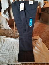 Women's Cargo Pants Dickies Women Relaxed Fit Cargo Pocket Pant black