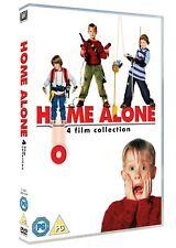 Home Alone/Home Alone 2 /Home Alone 3/Home Alone 4 (Box Set) [DVD]