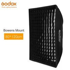 "Godox 32""x 47"" 80 x 120cm Honeycomb Grid Softbox soft box with Bowens Mount"