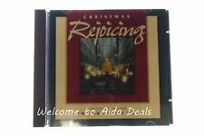 Christmas Rejoicing by New York Staff Band of Salvation Army CD 1998