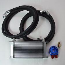 Ölkühleranlage VW Bus Bulli T2 T3 Transporter Ölkühler 16 Reihen Adapterplatte