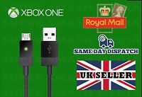 XBOX ONE USB CABLE FOR CONTROLLER EXTRA LONG PLAY AND CHARGE MICRO USB CHARGING
