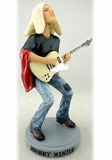 Guitar Legend Johnny Winter Ltd Ed New Sealed Bobblehead