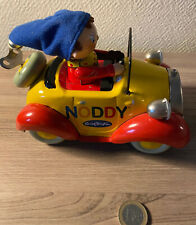 EXTRA RARE LIMITED EDITION NODDY CAR TIN TOY ONLY 600 UNITS / OUI OUI VOITURE