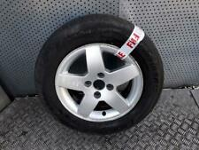 Peugeot 308 2008 To 2010 15 inch Alloy Wheel with Tyre 195/65/15