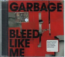 GARBAGE BLEED LIKE ME + SINGLE WHY DO YOU LOVE ME CD SEALED