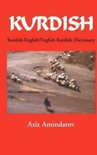 Kurdish-English/English-Kurdish Dictionary, , Good Condition Book, ISBN 97807818