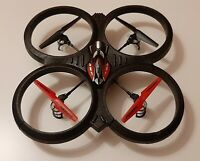 Drone Radiofly Space King 52 non funzionante con telecomando e accessori inclusi