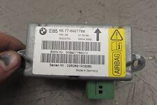 2003 BMW Z4 3.0i E85 / E86 Left Drivers Door Unit Sensor 657769277658OEM