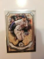 2017 Topps Museum Collection George Springer #79