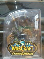 World of Warcraft Sprocket Gyrospring w/ Ashbringer Sword DC Unlimited MISB