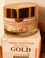 PURE EGYPTIAN GOLD MAGIC WHITENING FACE FIRMING CREAM