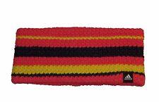 Adidas Damen Headband Stirnband Ohrenwärmer CROCHET HB Größe M Rosa NEU / C1-21