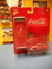 "JOHNNY LIGHTNING COCA COLA   1963 CITROEN DS COUPE   ""NEW"""