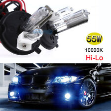 H4-2 Xenon Replacement Bulbs 10000K High Hi Beam Halogen Low Lo Light HID 55W AC