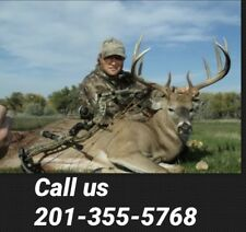 2020 Montana Milk River Archery Whietail Deer Hunt $2999 100% Opp130-160+inches