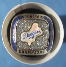 Coors Light MLB World Series Commemorative Ring Los Angeles Dodgers 1988