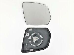 Spiegelglas MERCEDES M Klasse (ML) W164 ab Facelift 2009 rechts beheizbar