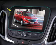 1x GPS Navigation Screen Steel Protective Film For Chevrolet Equinox 2017 2018