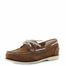 Timberland Flat (less than 0.5') Deck Shoes for Women