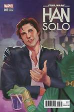 Star Wars Han Solo # 5 1:25 Wada Variant Cover NM