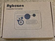 Convertidor De Cassette de cinta en caja rybozen MP3 reproductor de música Walkman Auto Reverse